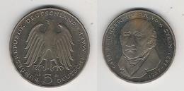 BRD  5 DM 1981 G Stein Bfr - [ 7] 1949-… : FRG - Fed. Rep. Germany