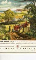 McCormick International Harvester Tracteur   -  Publicite D'epoque   -  CPM - Trattori
