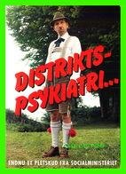 ADVERTISING - PUBLICITÉ - DISTRIKTS-PSYKIATRI... - VOUS AVEZ BESOIN DE SOIN PSYCHIATRIQUE ? - GO-CARD 1997 No 2419 - - Publicité