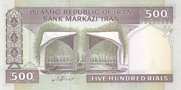 PERSIA P. 137i 500 R 1995 UNC - Iran