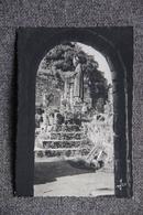 Abbaye De Landévennec : Statue De Saint Guénolé. - Landévennec