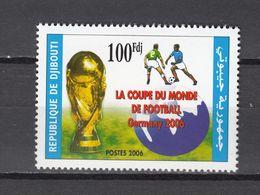 Football / Soccer / Fussball - WM 2006:  Djibouti  1 W ** - Fußball-Weltmeisterschaft