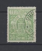 LUXEMBOURG  YT  Timbres Télégraphe  N° 3  Obl   1883 - Telegrafi