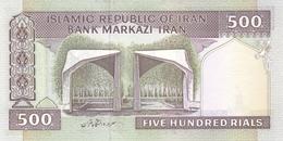 PERSIA P. 137Ab 500 R 2005 UNC - Iran
