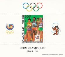 Burkina Faso Hb 35 - Burkina Faso (1984-...)