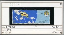 Brunei - Michel 294 - Oo Oblit. Used Gebruikt - - Brunei (1984-...)