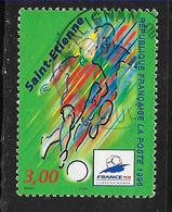 FRANCE 3012 Coupe Du Monde Football 1998 Saint-Etienne - France