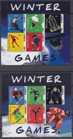 Liberia 05.03.2014 Mi # 6385-94 Klbg Sochi Winter Olympics MNH OG - Invierno 2014: Sotchi