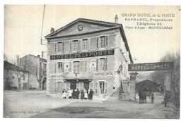 Montélimar Grand Hotel De La Poste Raphanel, Propriétaire - Montelimar