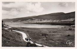 CPSM Les Rousses Le Lac - Route Au 1er Plan Non Circulée - Andere Gemeenten
