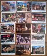 Lot De 17 Cartes Postales / Le PUY DU FOU - Altri