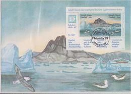 Greenland 1987 Hafnia  M/s Maxicard (41925) - Maximumkaarten