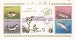 Malawi Hb 35 Manchas En La Goma - Malawi (1964-...)