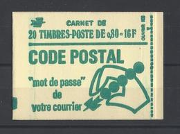 FRANCE  YT  Carnets  N° 1893 C1a  Neuf **  1976 - Carnets