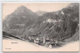Melchthal - OW Obwalden