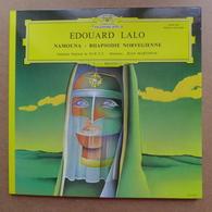 LP/    Jean Martinon - Edouard Lalo - Namouna. Rhapsodie Norvégienne - Classique
