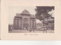 CPA - LILLE -  Porte De Paris - Lille