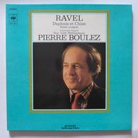LP/    Pierre Boulez , Ravel - Daphnis Et Chloë, Ballet Intégral - Classique