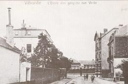 Vilvorde-L'Ecole Des Garçons Rue Verte - Vilvoorde