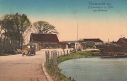 Grünewalde Bei Schoenebeck A. Elbe - Am Fährhaus - Braunen Kirch - Schoenebeck (Elbe)