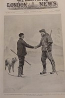 THE ILLUSTRATED LONDON NEWS  2995. SEPTEMBER 12,1896. POLAR EXPEDITION NORWAY. CZAR SILESIA. DONGOLA - Magazines & Newspapers