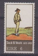 Ireland 1971 Jack B Yeats 1v ** Mnh (41930) - 1949-... Republiek Ierland