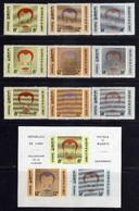 CUBA/KUBA 1961  DECLARACION DE LA HABANA SET + SOUVENIE SHEET MNH - Non Classificati