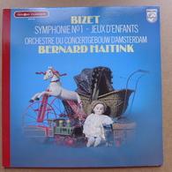 LP/   Bernard Haiting, Bizet - Symphonie N°1. Jeux D'enfants - Classique