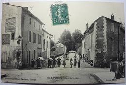 AVENUE DE LA GARE - CHATEL - Chatel Sur Moselle