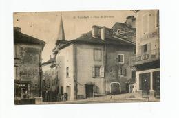 43.  VILLEFORT -  Place De L'Ormeau - Villefort