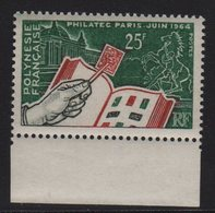 Polynesie - N°26 - ** Neuf Sans Charniere - Philatec - Cote 18.60€ - French Polynesia