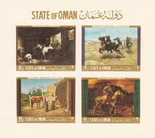 Oman Hb SIN DENTAR - Omán