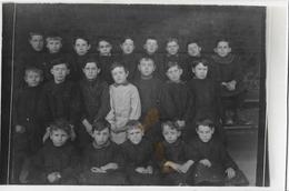 PONT-HEBERT Près St LO Classe élèves 1928 - France