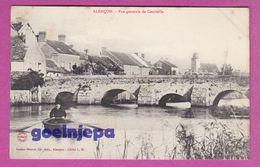 ALENCON Vue Générale De Courteille (Pont, Bateau) - Alencon