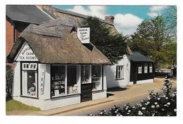 Burley - Manor Farm Tea Rooms - Autres