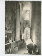 NIMES - Intérieur Du Temple De Diane - Colonne Corinthienne (1953) - Nîmes
