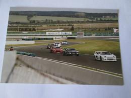 PHOTO  VENTURI  400  TROPHY  MAGNY COURS 1992  15X10 Cm - Cars