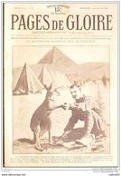 PAGES De GLOIRE-  8-1915-REIMS-ARME CANADIENNE (photos Pages) - Journaux - Quotidiens