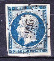 France-Yv 14, PC 2645 Remiremont - 1849-1876: Période Classique
