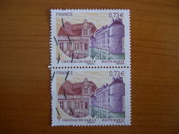 France Obl Paire  N° 5120 - Frankreich