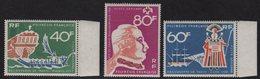 Polynesie - PA N°22 à N°24 - ** Neufs Sans Charniere - Bicentenaire Decouverte De Tahiti - Cote 37.20€ - Blocks & Sheetlets