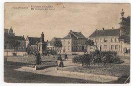 Rupelmonde  De Hovingen Der Markt  Le Square Du Marché - Kruibeke