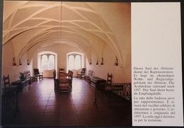 Ak Österreich -   St. Lorenzen , Pustertal - Hotel Schloß Sonnenburg - Empfangshalle - Bolzano