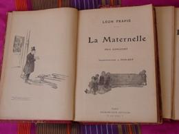 """""""LA MATERNELLE"""" Par L. Frapié..illustré Par POULBOT / & Autres Romans & Illustrateurs - Livres, BD, Revues"""