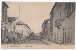 MIRIBEL - La Grande Rue - Autres Communes