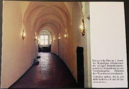 Ak Österreich -   St. Lorenzen , Pustertal - Hotel Schloß Sonnenburg - Flur - Bolzano