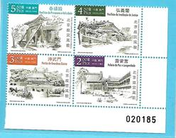 MACAU 2016 MNH M-36 - 1999-... Chinese Admnistrative Region