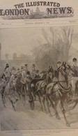 THE ILLUSTRATED LONDON NEWS 3007. DECEMBER 5,1896. 44 Pages. BLENHEIM. SHREWSBURY - Magazines & Newspapers
