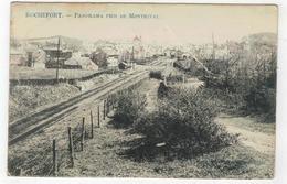 ROCHEFORT - PANORAMA PRIS DE MONTRIVAL 1911  Marco Marcovici - Rochefort