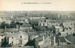 85 - Les SABLES-d'OLONNE - Vue Panoramique - Sables D'Olonne